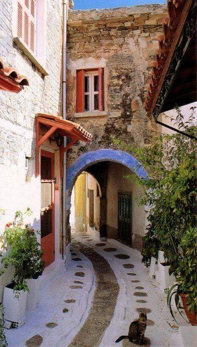 Χίος ~ Chios islandHellas Art & Architecture