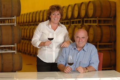 Lia & Luigi Tolaini. Interview at Tuscanvines