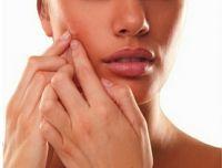 Elimina i brufoli in maniera naturale  #labbra #pelle #bellezza