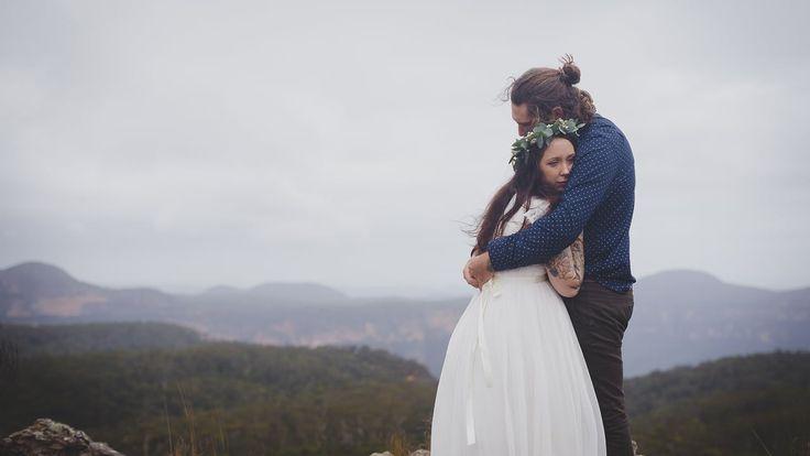 Kate + Brad Wedding Film