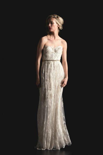 Sarah Seven robe de mariée