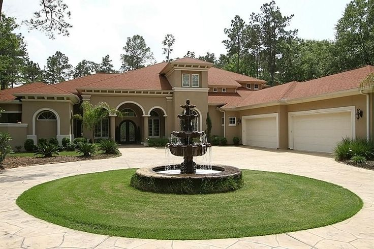 Front Garden With Driveway  Design