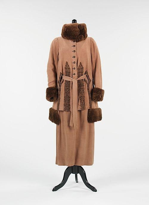 Suit, Callot Soeurs, 1920  The Metropolitan Museum of Art