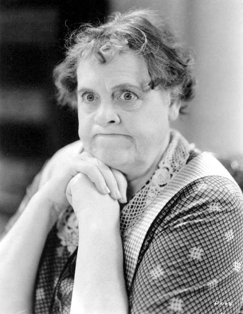 Vaudeville and Academy Award winning film actress Marie Dressler was born today 11-9 in 1868. She won Best Actress Oscar for Min and Bill in 1934. She was in the first full length feature comedy with Charlie Chaplin, 'delish' in Dinner at Eight in 1933, and in Tugboat Annie that same year. One of her famed quotes we still hear today was 'Your only as good as your last picture.' She passed in 1934.