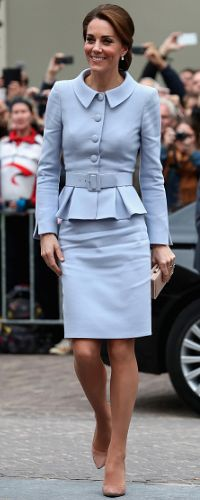 11 Oct 2016 - Duchess of Cambridge makes her first solo visit to the Netherlands. Click to read more