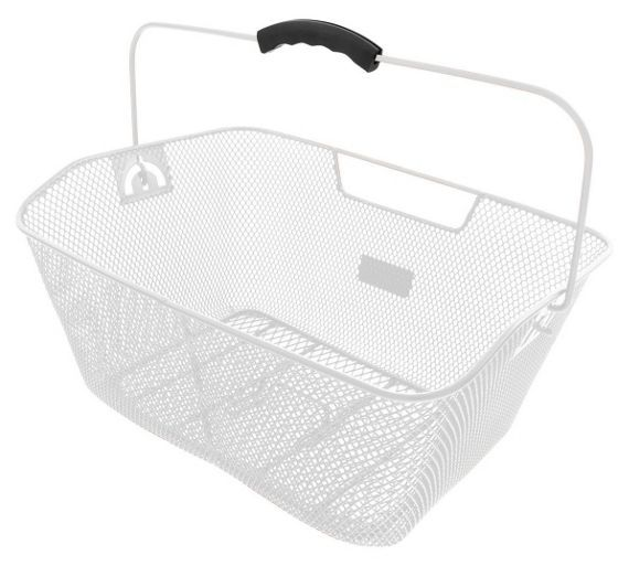 Buy M Wave BK612 Wire Basket at Argos.co.uk - Your Online Shop for Bike accessories, Bikes and accessories, Sports and leisure.
