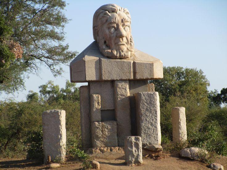 Paul Kruger, founder of Kruger National Park.