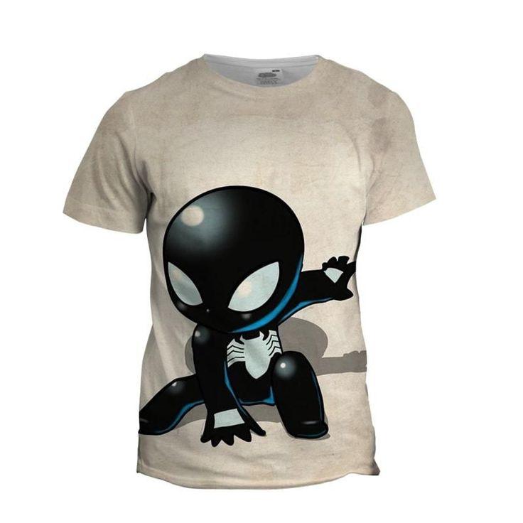 Venom T Shirt 3D Printed #3dprinting