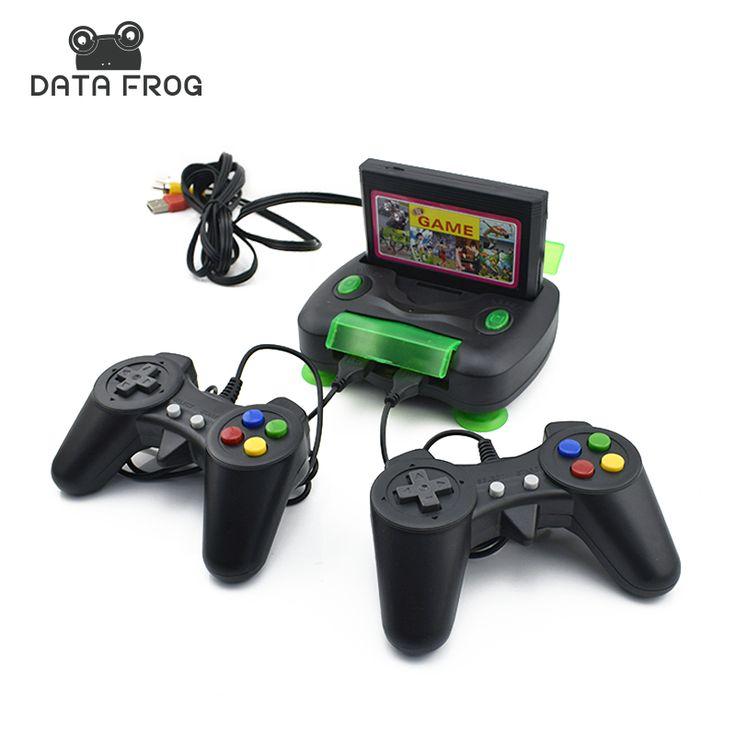 8 Bit Video Game Konsol Klasik Dibangun di 180 Untuk FC permainan Untuk TV Player Ganda Menangani Nostalgia Untuk Anak-anak Hadiah Video permainan