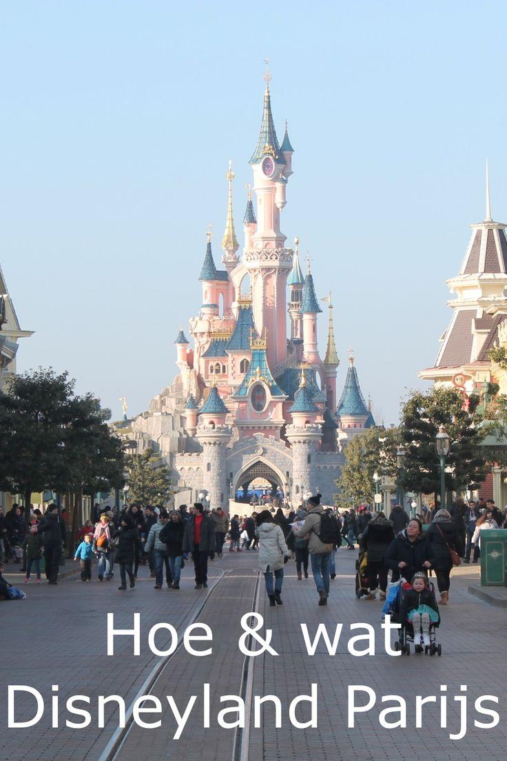 Mijn reistips voor Disneyland Parijs