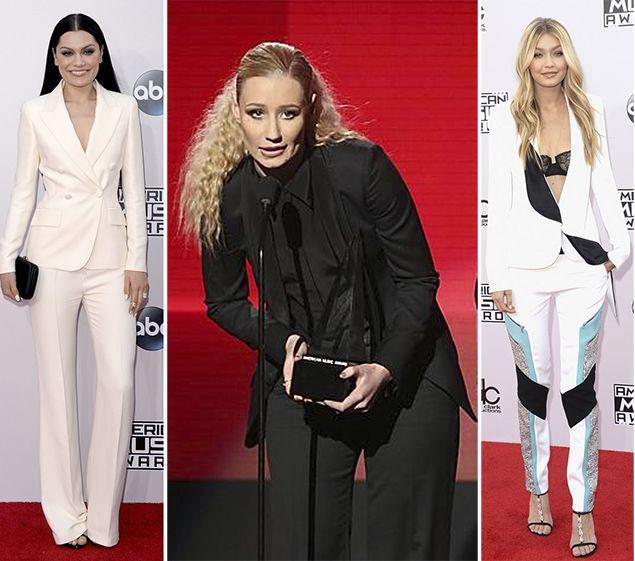AMA's Jessie J., Iggy Azalea, Gigi  Hadid