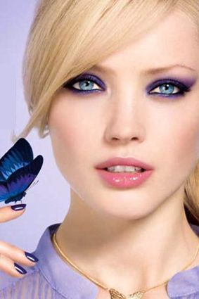 green eyes makeup ideas purple | Makeup Ideas Mag!