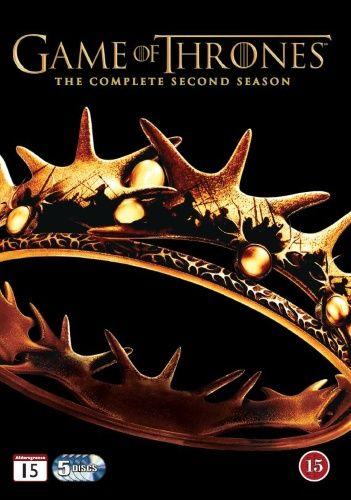 2. kausi DVD