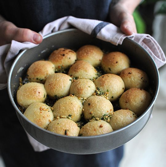 garlic doughballs  Newsletter 10