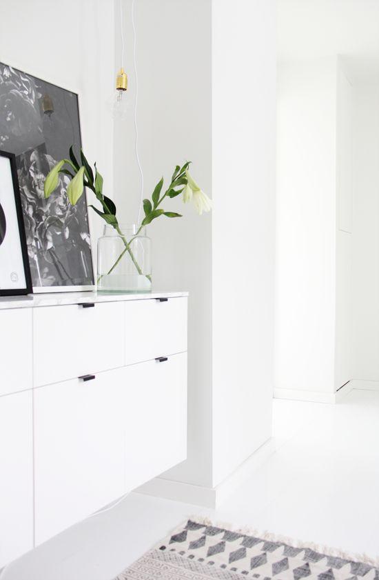The Design Chaser: white flooring | Elisabeth Heier
