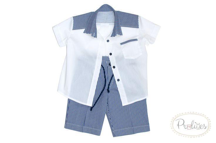 Le marin - shirt & pants 110 cm