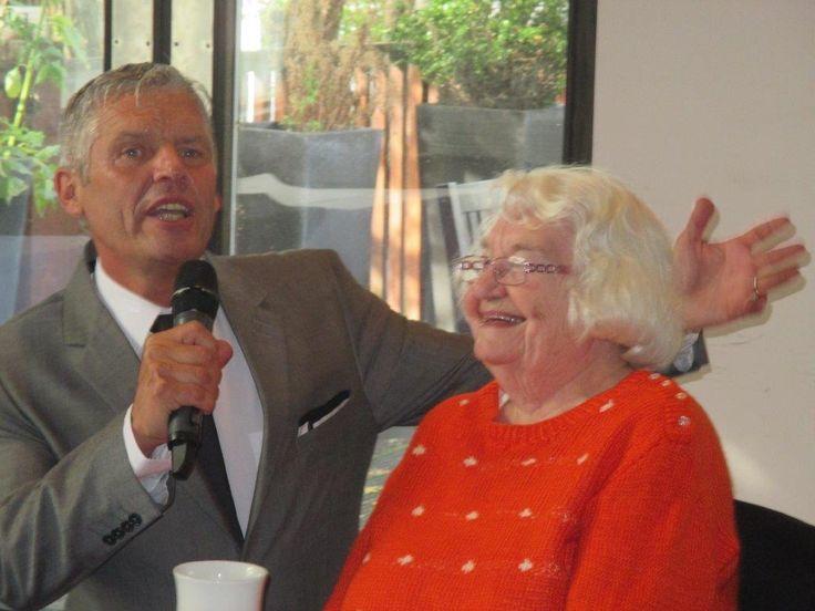 Celebrating friendship - Birch Green Care Home Skelmersdale