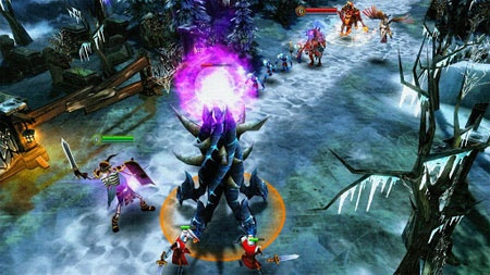 Heroes of Order & Chaos has arrived on Android!