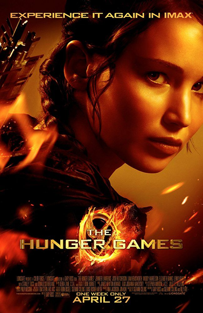 the hunger games movie one