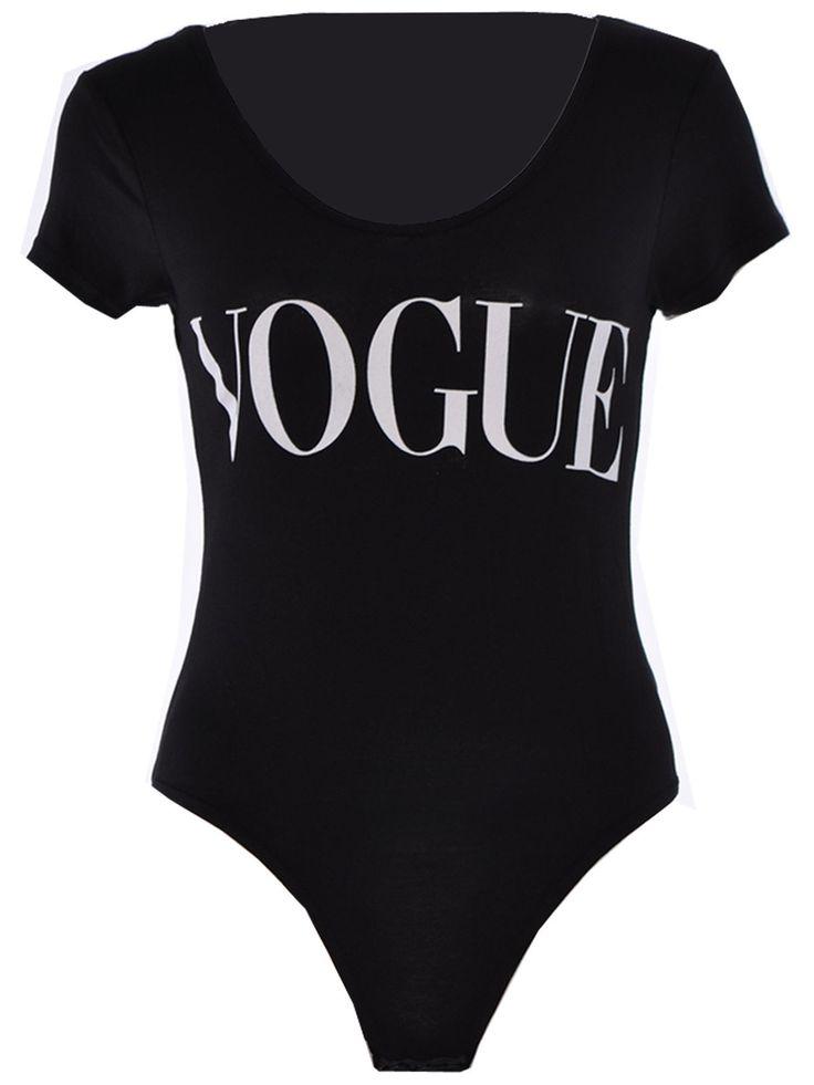 Vogue Bodysuit