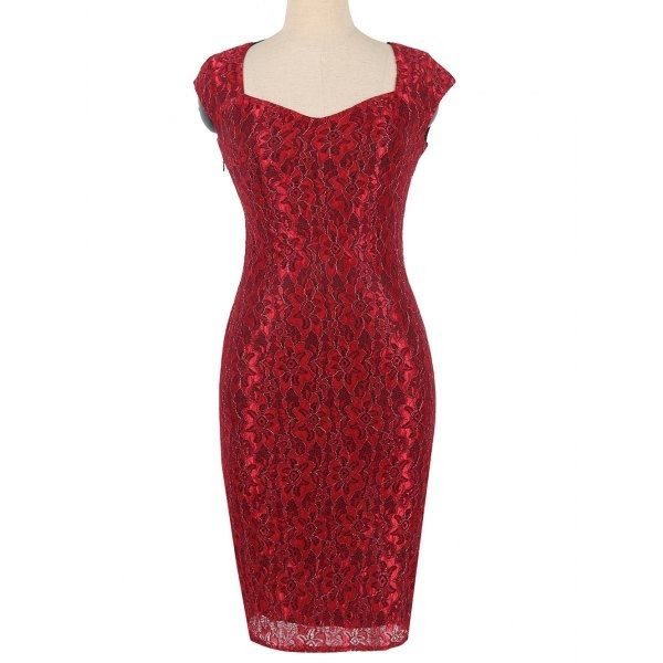 19.86$  Buy now - http://diqe7.justgood.pw/go.php?t=202258114 - Invisible Zipper Flower Pattern Bodycon Dress 19.86$