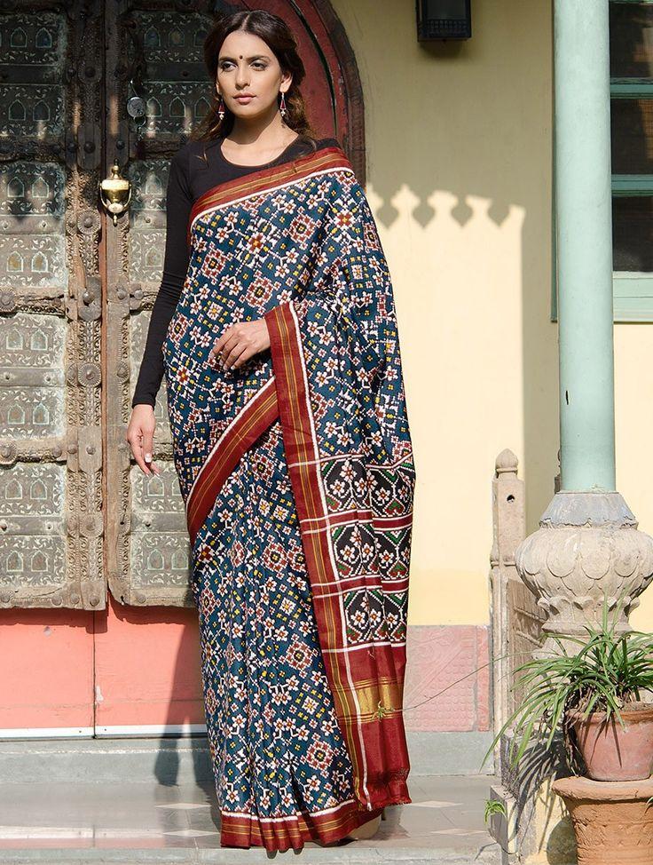 Kala Ksetram, The Ikat Patola saree from Gujarat