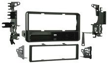 Metra - Installation Kit for Select Toyota, Chrysler, Plymouth and Dodge Vehicles - Black, 99-8202