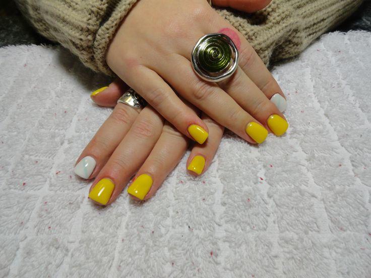 Yellow n