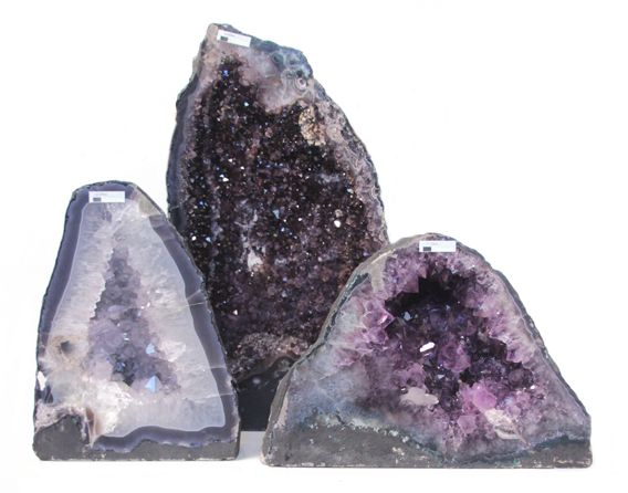 Ametisti ja vuorikristalli onkalo