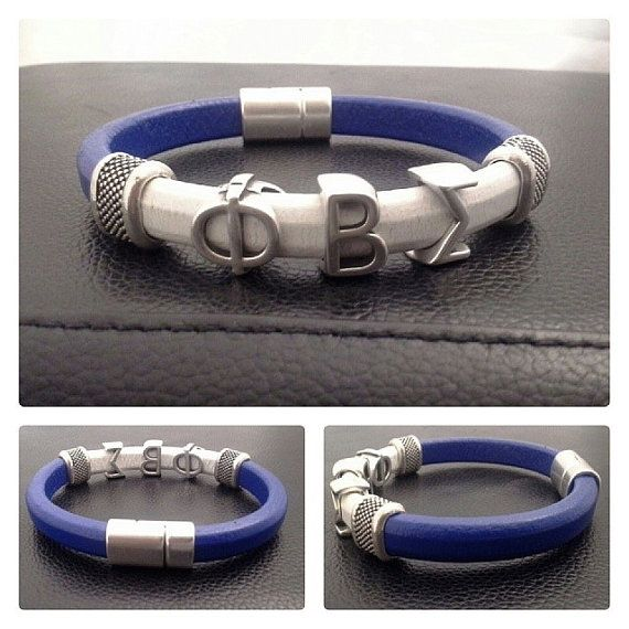 Divine 9 PHI BETA SIGMA Greek Letter silver by GlobalBangles