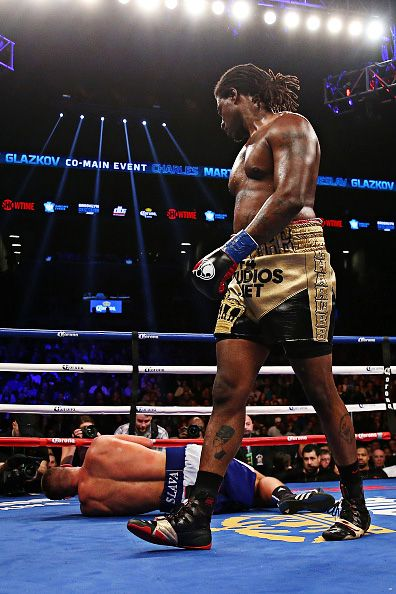 Anthony Joshua vs Charles Martin betting odds: http://www.boxingnewsonline.net/anthony-joshua-vs-charles-martin-betting-odds/ #boxing