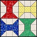 Quilts To Be Stitched - Six patch quilt patterns