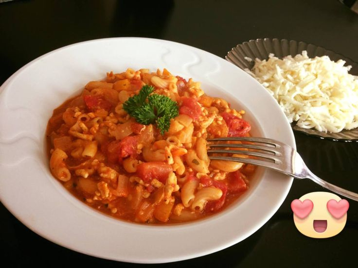 This is a Classic Goulash made in the mid west U.S.A not Hungarian Goulash! Originally made with Beef but my favorite with ground turkey. Classic Turkey Goulash is rich with flavors and a true crow…