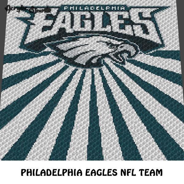 5ffb1992 Washington Redskins NFL Football Team Logo Design crochet blanket ...