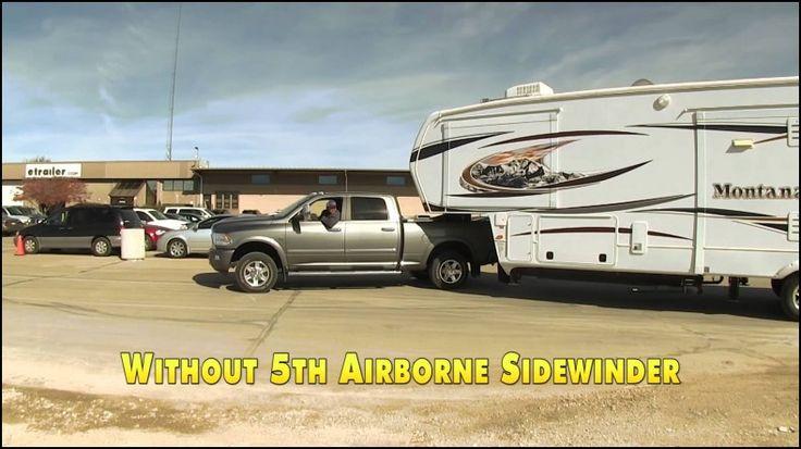 Sidewinder 5th wheel hitch