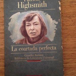 """""""La coartada perfecta"""" de Patricia Highsmith por 5€ #libros #descuento"""