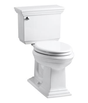 Kohler Memoir Stately Elongated Toilet - Comfort Height
