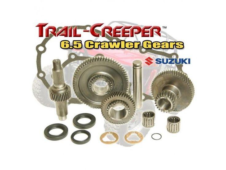 Suzuki Samurai 6.5:1 Low Range Transfer Case Gears