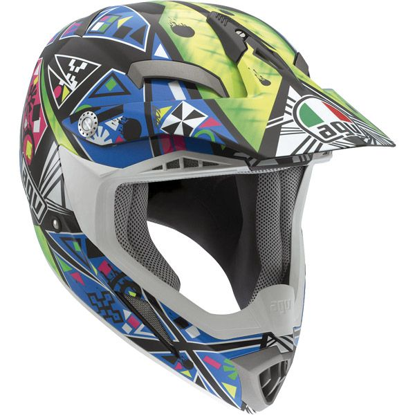 AGV MT-X Karma Off Road MX Helmets - Extreme Supply