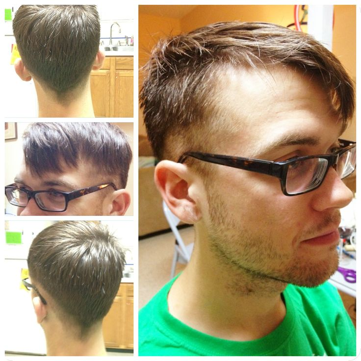 Magnificent 1000 Images About Hairstyles For Men On Pinterest Short Hairstyles Gunalazisus