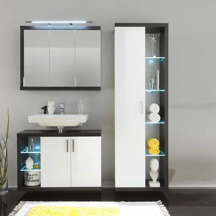 Bildergebnis Für Moderne Badezimmermöbel Weiss