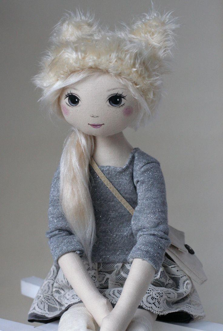 Dotulu – roma z Rozgwieżdżonego Stepu, handmade doll by romaszop