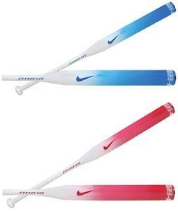 NIKE Imara Fast Pitch Softball Bat (-10) - Baseball Equipment and Gear