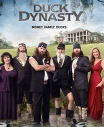 Duck Dynasty. God help me I started watching this and can't stop. It's so funny!