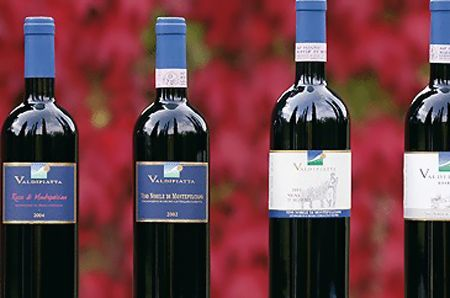 Vino Nobile di Montepulciano, Tenuta Valdipiatta producer (#Montepulciano #Valdipiatta www.valdipiatta.it)