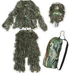 how to make a ghillie suit yourself. The steps below are fairly easy and we even found a video that shows you everything you need. If you still prefer to bu
