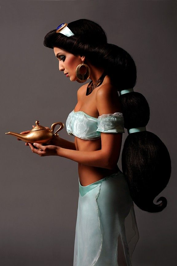 #cosplay #costume idea: Princess Jasmine, photographed by Ryan Astamendi