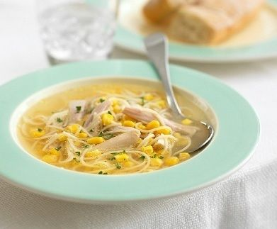 My Slimming World Chicken Noodle Soup. #healthyrecipes #slimmingworld