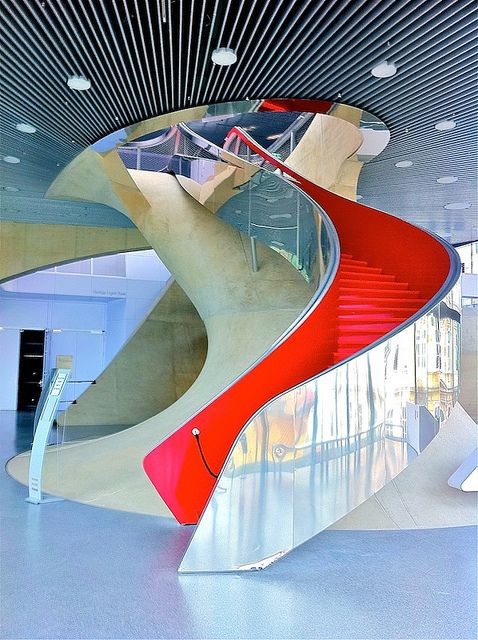 The MUMUTH, University of Music and Performing Arts Graz, Austria by Ken Lee 2010, via Flickr