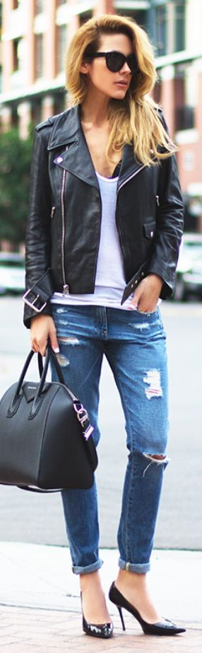 Denim Chic | The House of Beccaria